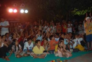 Konzert im People´s Park, Davao 049