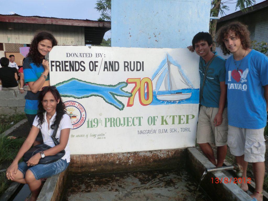 119 Rudi and Friends