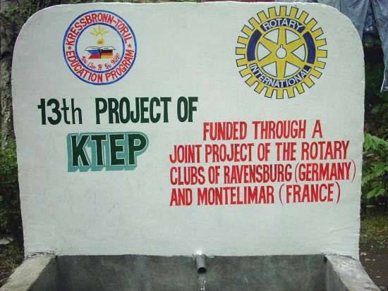 13 Rotary Clubs Ravensburg Montelimar,1