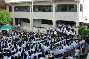 Konzert in Davao Central College, Toril 024