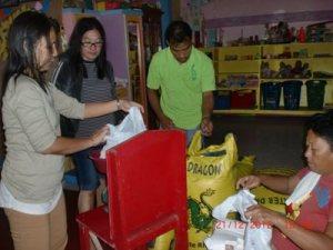 rice distribution 2012 2