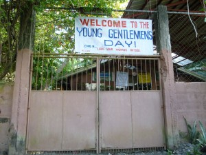 Gentlemen's Day (1)